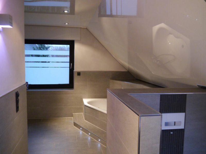 plameco spanplafonds badkamer