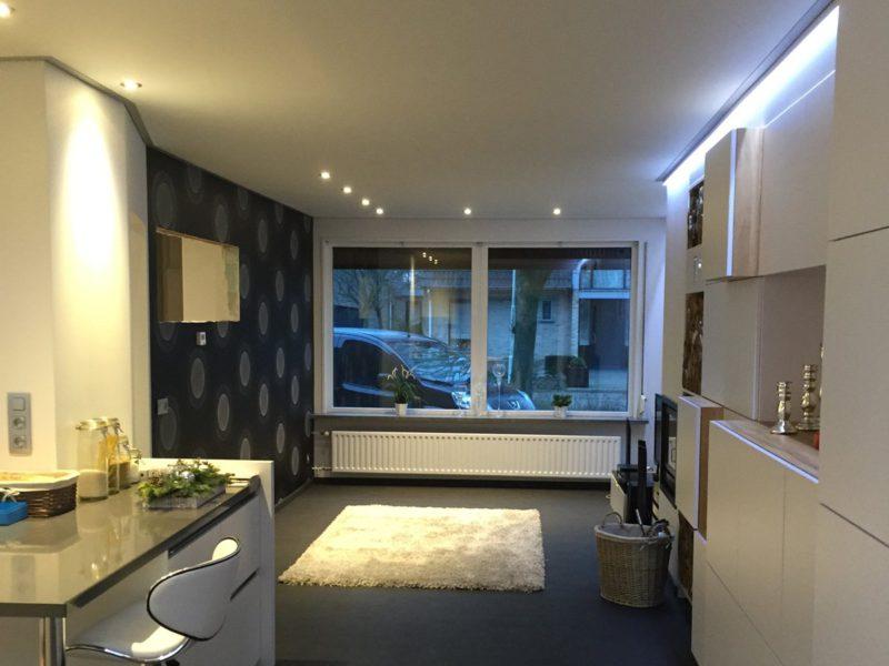 spanplafond plaatsen keuken